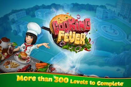 Cooking Fever v2.6.3 Full Apk Download