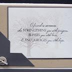 FS1134-E A Friend Strengthens Design by Connie Vogt