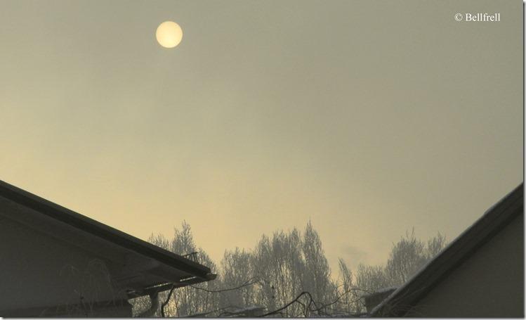 Nebelsonne 2