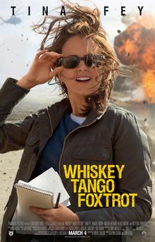 Whiskey Tango Foxtrot - Nhà Báo Chiến Sự