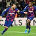 Barcelona keep La Liga hopes alive with Valladolid win