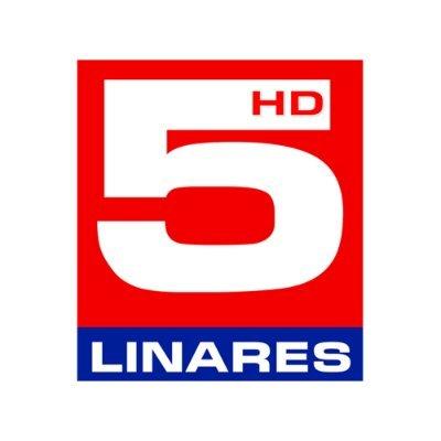Logo TV 5 Linares