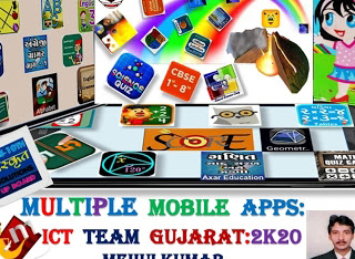 GUJARATI EDUCATIONAL ANDROID APPLICATIONS COLLECTION PDF FILE BY ICT TEAM GUJARAT