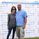 OIC - ENTSIMAGES.COM - Suzi Dent and TV Vet Mark Abraham at the  PupAid Puppy Farm Awareness Day 2015 London 5th September 2015 Photo Mobis Photos/OIC 0203 174 1069