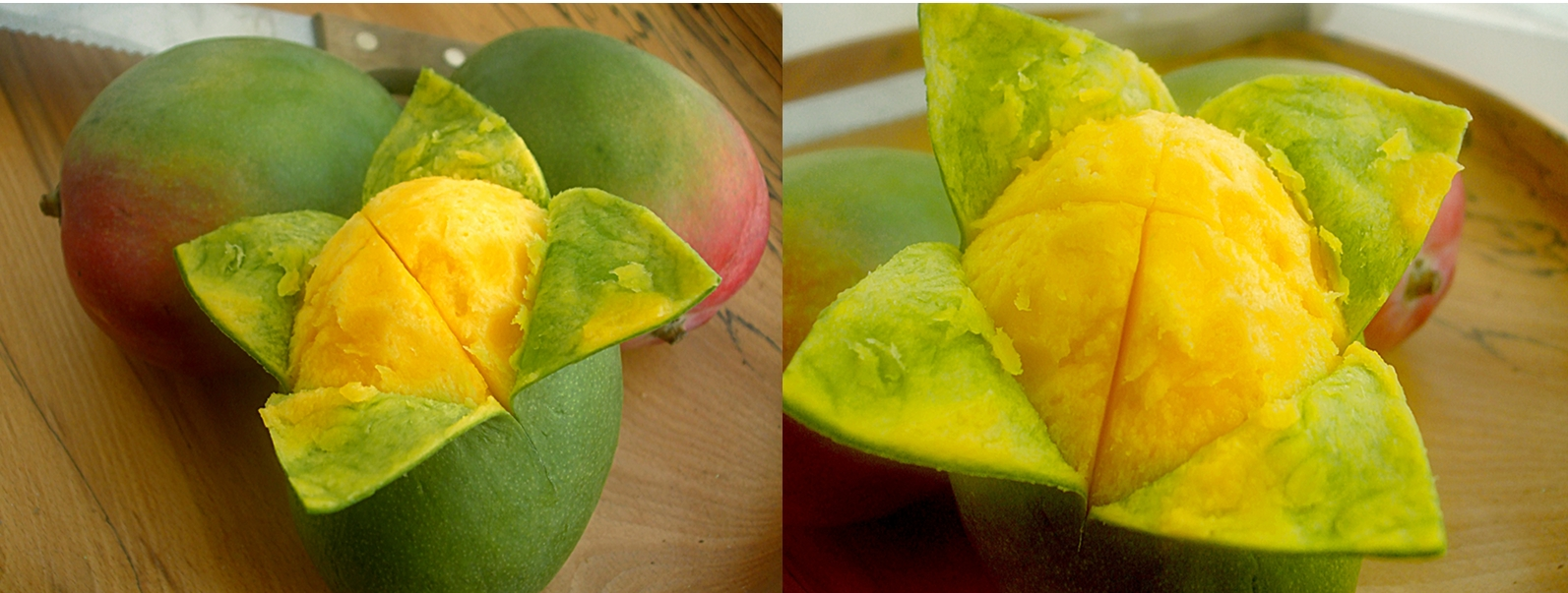 Sweet Freedom: Peel Sessions: How to Peel a Mango