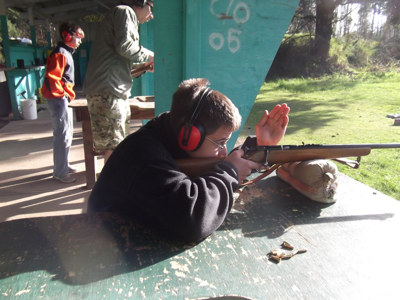 2012 Shooting Sports Weekend - DSCF1427.JPG