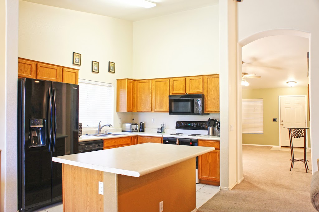 Kitchen view for home for sale in Surprise AZ