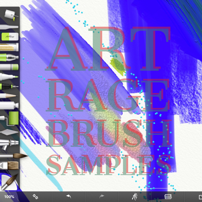 Art Rage iPad