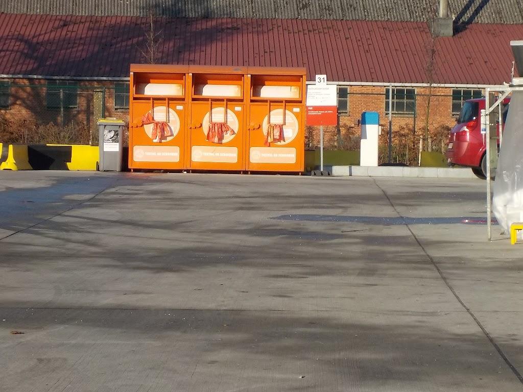 De Knetters op bezoek in het containerpark - DSCN0104.JPG