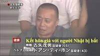Visa kết hôn với người Nhật Bản