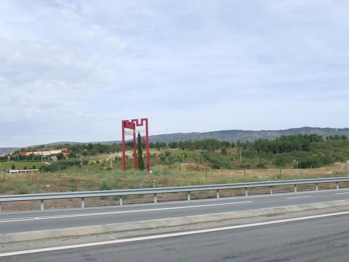 Indo nós, indo nós... até Mangualde! - 20.08.2011 DSCF2307