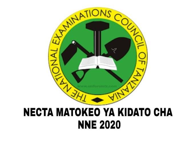 MATOKEO YA NECTA KIDATO CHA NNE CSEE 2020/2021