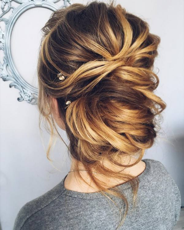 wedding hairstyles for long hair-Top Trendy In 2017 14