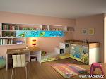 Dětský nábytek na míru