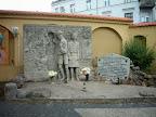 Monumento en honor a los Gray Ranks, Resistencia Scout Polaca en la Segunda Guerra Mundial