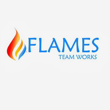 Who is flames teamwork?
