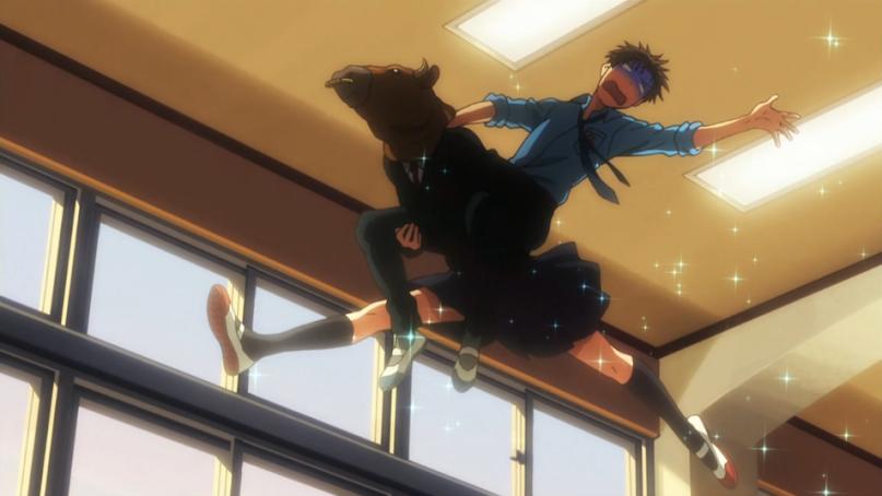 12 Days of Anime Day 10 Gekkan Shoujo Nozaki-kun Image 1