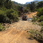 Access to this village is difficult during the rainy season due to high river levels