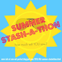 Summer Stash-a-thon