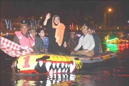 Berita foto dan video terbaru Sinar NGAWI: tentang Peringatan Hari Jadi Kota Surabaya Yang Ke 722