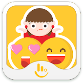 Big Emoji 2.0 TouchPal Sticker