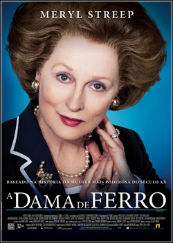 Download A Dama de Ferro Dublado DVDRip 2012