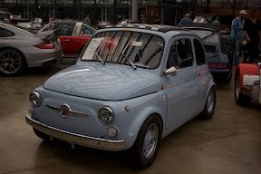 Fiat 500 aka Cinquecento