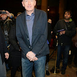 WWW.ENTSIMAGES.COM -    Steve Davis arriving    at Dance Til Dawn - press night   Aldwych Theatre, London November 3rd 2014Strictly Come Dancing duo Flavia Cacace-Mistry and Vincent Simone  bring their new show inspired by the Golden Age of Hollywood to the West End for a limited ten week run.                                                    Photo Mobis Photos/OIC 0203 174 1069