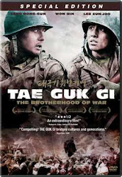 Taegukgi -The Brotherhood of War - Cờ thái cực