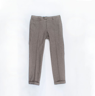PT01 Super Slim Fit Wool  Trousers, 34 x 31
