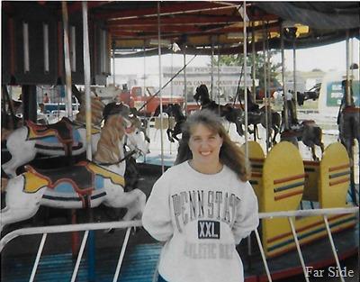 Trica  at Merriams at Fergus Falls 1991
