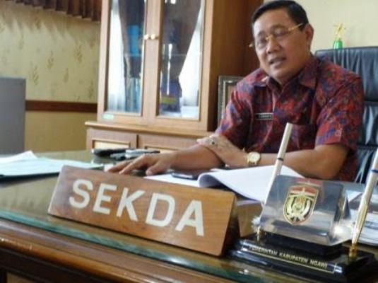 Sekda Kabupaten Ngawi Akan alkukan evaluasi terkait buruknya kinerja beberapa SKPD