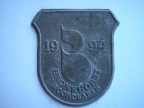Naam: BronkhorstPlaats: NoordlarenJaartal: 1994
