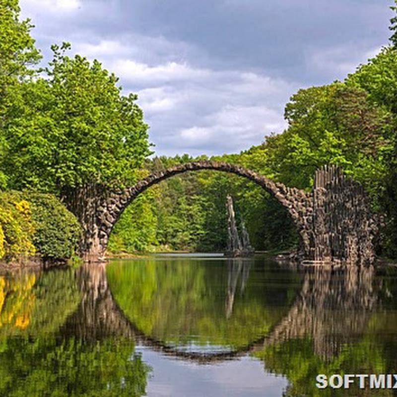 Самые зрелищные мосты в мире