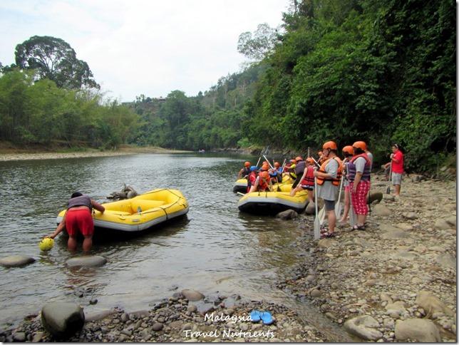 馬來西亞沙巴 九如河泛舟 溜索 (7)