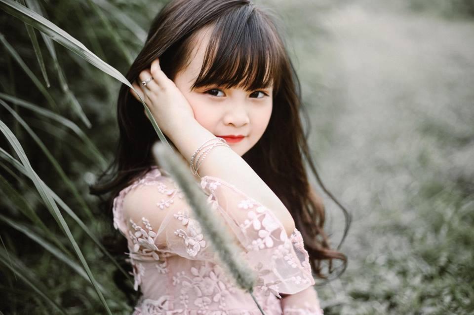 Hoa khôi nhí Tuyên Quang
