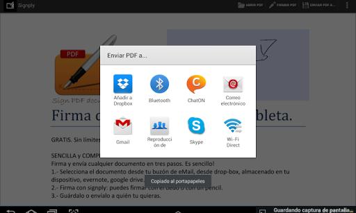 Handwritten PDF e-signatures screenshot 6