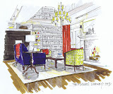 Library - Michelle Morelan Design