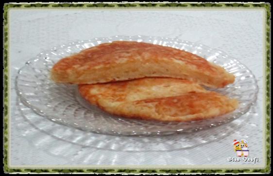 Pão de queijo de frigideira 2