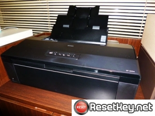 Reset Epson EP-4004 End of Service Life Error message