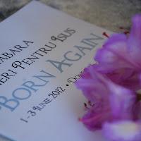 "Tabara tinerilor ""Born again"" 1-4 Iunie 2012"