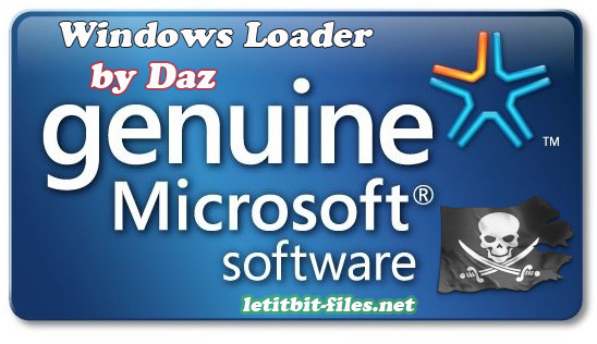 Windows 7 Loader v2.2.1 (x86 & x64) by Daz