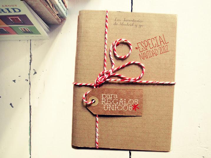 Guia de regalos Madrid y yo Iaia Cocoi comercio local handmade sostenibilidad