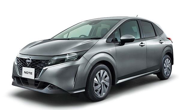 2021 nissan note: official photos - car on repiyu