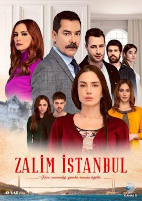 Nemilosul Istanbul - afis