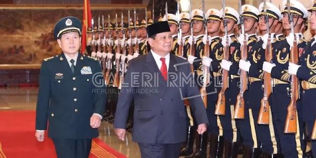Menhan Prabowo: Code of Conduct Sengketa Laut China Selatan Harus Segera Dituntaskan