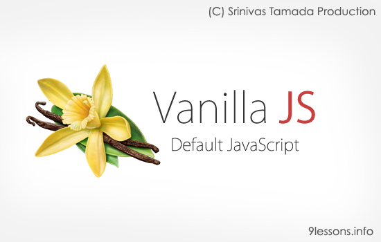 Getting Started with Vanilla JS