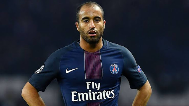 Lucas Moura set to sign for Tottenham after completing medical