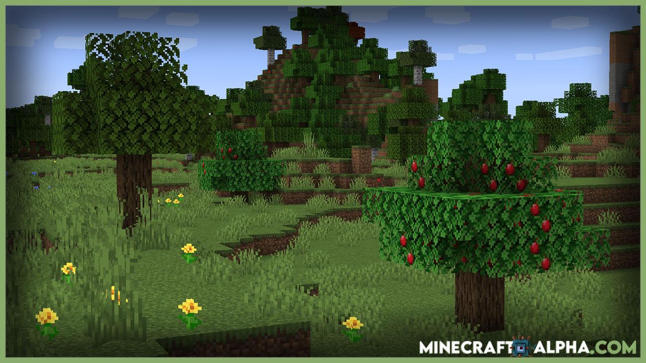 Premium New Woods Mod