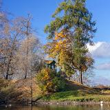 Парк у Цессисского замка